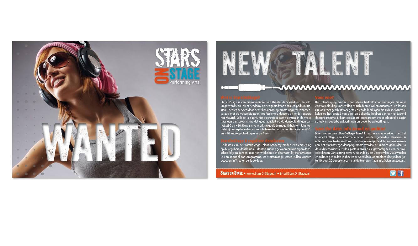StarsOnStage flyer 1