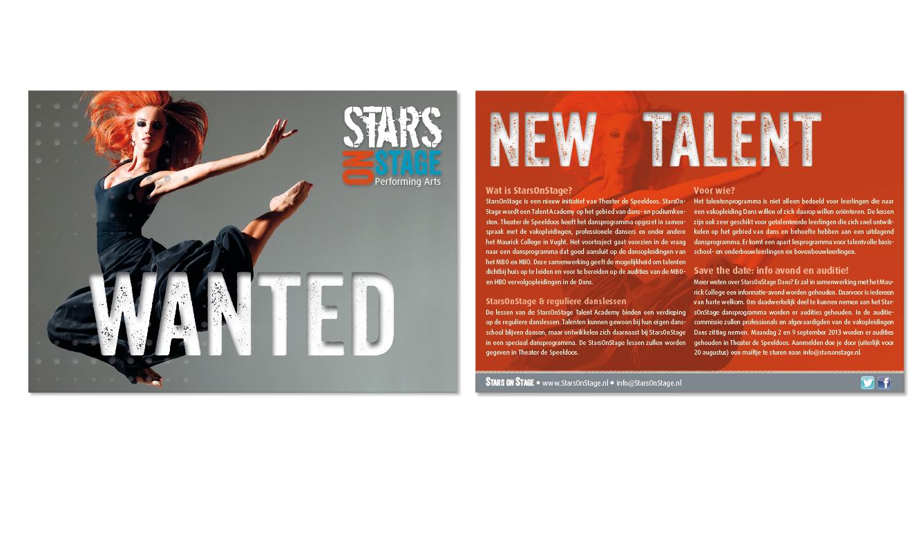 StarsOnStage flyer 2